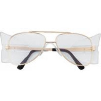 32650f7684ff American Producers Supply Co - CREWS 61110 GOLD FRAME CLEAR LENS ...