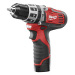 MILWAUKEE 2411-22 M12 3/8 HAMMER DRILL KIT WITH 2 BAT