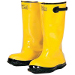 "SLICKER SLB SZ8 17"" YELLOW BOOT OVER SHOE SLUSH"
