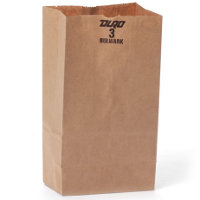 DURO 71003 3LB HEAVYDUTY GROCERY BAG 400 COUNT