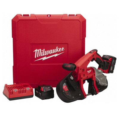 MILWAUKEE 2729-22 M18 FUEL DEEP CUT BAND SAW KIT 2 BATTERIES & CHARGER BRUSHLESS