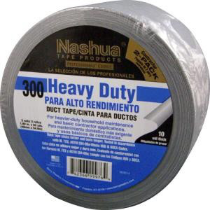 NASHUA 300 2X60 SILVER DUCT TAPE 24/CS 10MIL