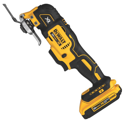 DEWALT DCS355D1 OSCILLATING MULTI TOOL KIT 20V LI-ION