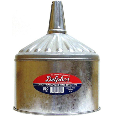 S&K PRODUCTS 590 8QT MEDIUM FUNNEL