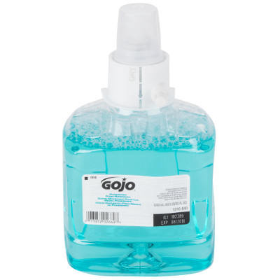 GOJO 1916-02 LTX 1200ML POMEBERRY FOAM HANDWASH REFILL 2/CS 10572567