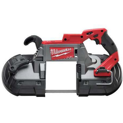 MILWAUKEE 2729-20 BRUSHLESS M18 DEEP CUT BAND SAW TOOL ONLY