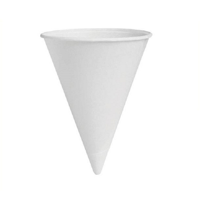 CUP GPK-42F 4BR 4-1/2OZ DRINKING CONE UNPRINTED 25TB/CS 4R 175-126 REPLACES TDPVC45 10294848