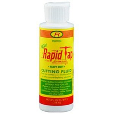 RAPID TAP 04Z-NRT 4OZ CAN CUTTING FLUID 24/CS