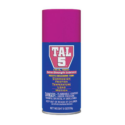 TAL5 10068 LUBRICANT 8 OZ EXTRA STRENGTH