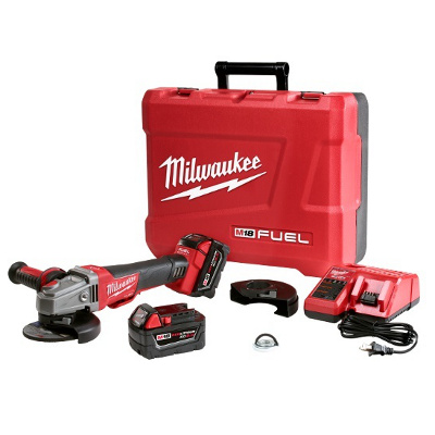 "MILWAUKEE 2783-22 M18 FUEL 4-1/2""/5 BRAKING GRINDER KIT"