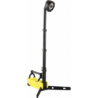 STREAMLIGHT 45670 Portable Scene Light 120V AC/12V DC Yellow