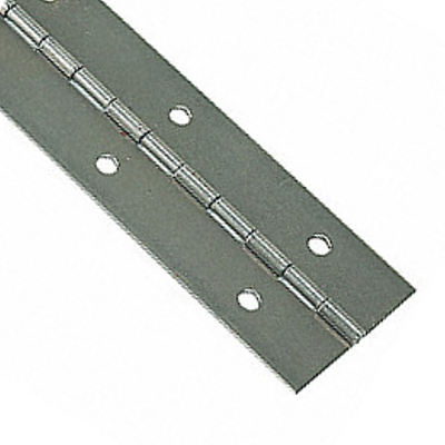 KNAACK 7405 PIANO HINGE 1X1X5FT (11-0104)