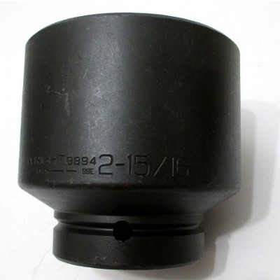 Impact Socket,3//4 In Dr,2-1//2 In,6 pt WRIGHT TOOL 68102