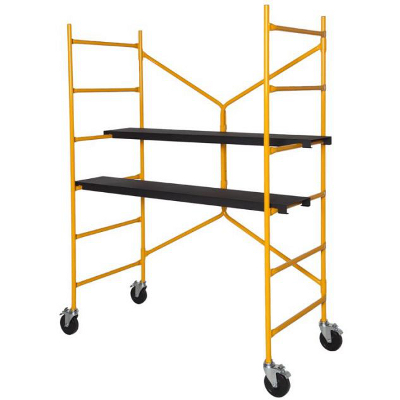 NU-WAVE SU6 6' STEP UP SCAFFOLDING 600LB CAPACITY