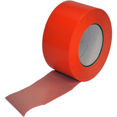 POLYKEN 727 48MMX55M ORANGE MULTI PURPOSE PINKED TAPE 24/CS