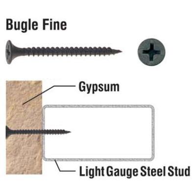 Pro-Twist CB114 8 by 1-1//4 Cement Board Wafer Head Self-Piercing Screw 5,000 per Pack