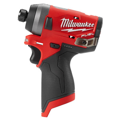 MILWAUKEE 2553-20 M12 FUEL 1/4 HEX IMPACT DRIVER BARE TOOL CORDLESS