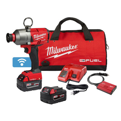 MILWAUKEE 2865-22 M18 FUEL ONE-KEY 7/16 IMPACT WRENCH KIT REPLACES 2765-22