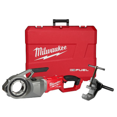 MILWAUKEE 2874-20 M18 FUEL PIPE THREADER WITH ONE KEY BARE TOOL ONLY