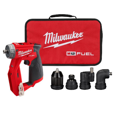 MILWAUKEE 2505-20 M12 FUEL INSTALLATION DRILL/DRIVER BARE TOOL